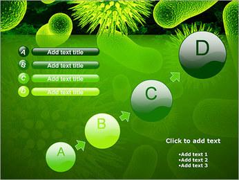 Médicaux Microorganismes Modèles des présentations  PowerPoint - Diapositives 15