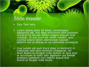 Médicaux Microorganismes Modèles des présentations  PowerPoint - Diapositives 2