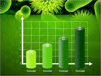 Médicaux Microorganismes Modèles des présentations  PowerPoint - Diapositives 21