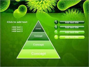 Médicaux Microorganismes Modèles des présentations  PowerPoint - Diapositives 22