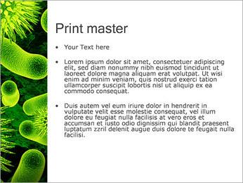 Médicaux Microorganismes Modèles des présentations  PowerPoint - Diapositives 24
