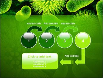 Médicaux Microorganismes Modèles des présentations  PowerPoint - Diapositives 4