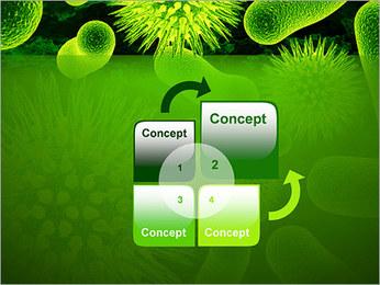 Médicaux Microorganismes Modèles des présentations  PowerPoint - Diapositives 5