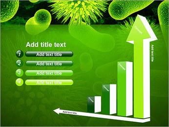 Médicaux Microorganismes Modèles des présentations  PowerPoint - Diapositives 6