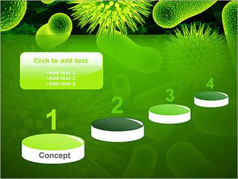 Médicaux Microorganismes Modèles des présentations  PowerPoint - Diapositives 7