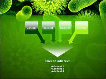Médicaux Microorganismes Modèles des présentations  PowerPoint - Diapositives 8