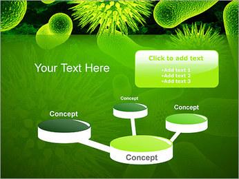 Médicaux Microorganismes Modèles des présentations  PowerPoint - Diapositives 9