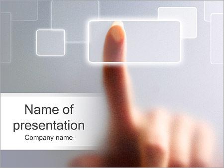 High Technology Equipment PowerPoint Template
