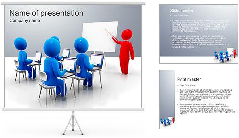 Formación Plantillas de Presentaciones PowerPoint