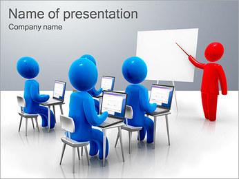 トレーニング PowerPointプレゼンテーションのテンプレート