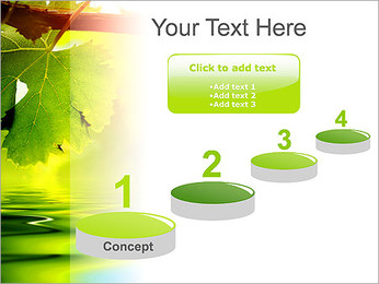 Autumn Leaves PowerPoint Template - Slide 7