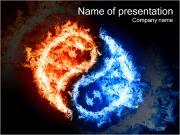 Chinese Geneeskunde Sjablonen PowerPoint presentaties