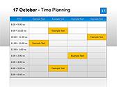 2012 Calendar PPT Diagrams & Charts - Slide 27