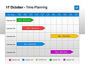 2012 Calendar PPT Diagrams & Charts - Slide 28