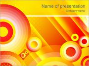 Orange Miracle PowerPoint Templates
