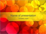 Colorful Abstraction PowerPoint Templates