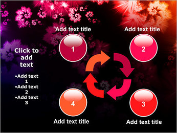 Fleur Meadow Modèles des présentations  PowerPoint - Diapositives 14