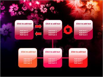Fleur Meadow Modèles des présentations  PowerPoint - Diapositives 23