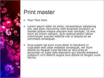 Fleur Meadow Modèles des présentations  PowerPoint - Diapositives 24