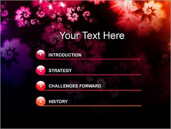 Fleur Meadow Modèles des présentations  PowerPoint - Diapositives 3