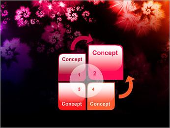 Fleur Meadow Modèles des présentations  PowerPoint - Diapositives 5