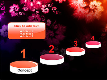 Fleur Meadow Modèles des présentations  PowerPoint - Diapositives 7