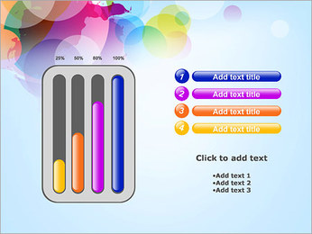 Abstraction Canvas PowerPoint Template - Slide 18