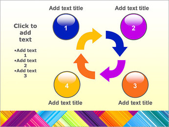 Texture Abstraction PowerPoint Templates - Slide 14