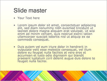 Texture Abstraction PowerPoint Templates - Slide 2