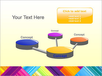 Texture Abstraction PowerPoint Templates - Slide 9