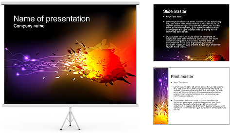 Explosion PowerPoint T...