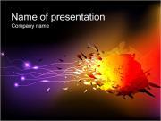 Explosión Plantillas de Presentaciones PowerPoint