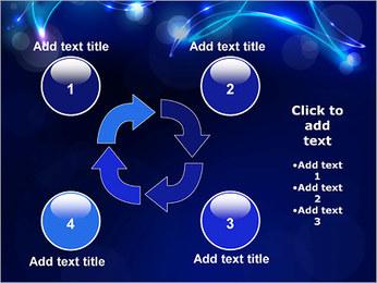 Ombres dans la nuit Modèles des présentations  PowerPoint - Diapositives 14