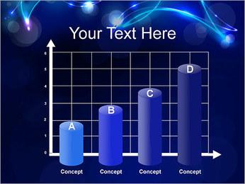 Ombres dans la nuit Modèles des présentations  PowerPoint - Diapositives 21