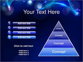 Ombres dans la nuit Modèles des présentations  PowerPoint - Diapositives 22