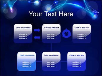 Ombres dans la nuit Modèles des présentations  PowerPoint - Diapositives 23