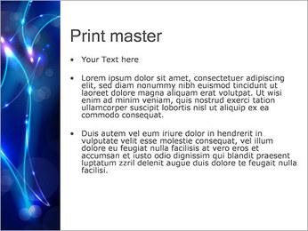 Ombres dans la nuit Modèles des présentations  PowerPoint - Diapositives 24