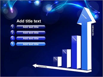 Ombres dans la nuit Modèles des présentations  PowerPoint - Diapositives 6