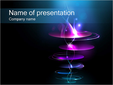 candle flame powerpoint template backgrounds google slides id