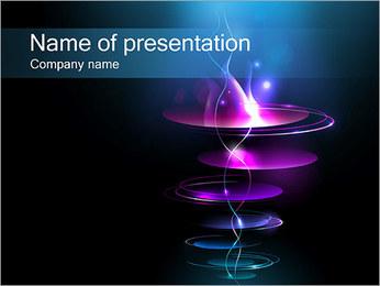 Flamme de bougie Modèles des présentations  PowerPoint
