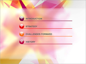 Figura de la abstracción Plantillas de Presentaciones PowerPoint - Diapositiva 3
