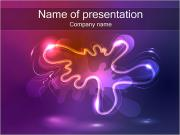 Spot Abstraction PowerPoint Templates