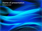 Light Waves PowerPoint Templates
