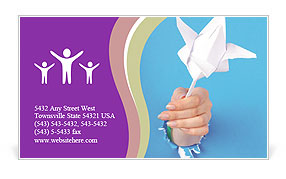 0000020041 Business Card Template