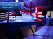 Boxing Ring PowerPoint Templates