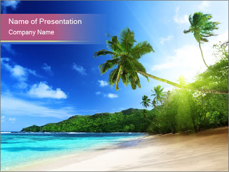 Idyllic beach on goa powerpoint template backgrounds id idyllic beach on goa powerpoint templates toneelgroepblik Choice Image