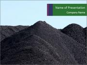 Coal Storage PowerPoint Templates
