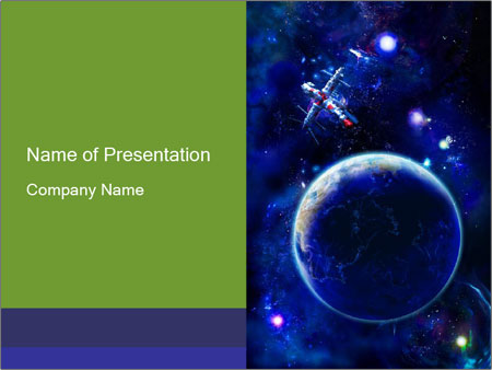 endless space powerpoint template backgrounds google slides id