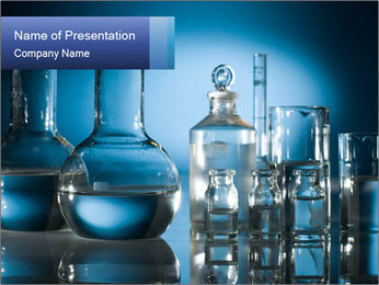 Chemistry Lab PowerPoint Template