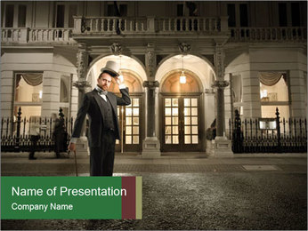 Luxury Hotel PowerPoint Template
